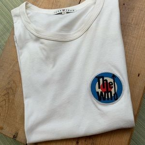 Junk Food The Who Band T-shirt M